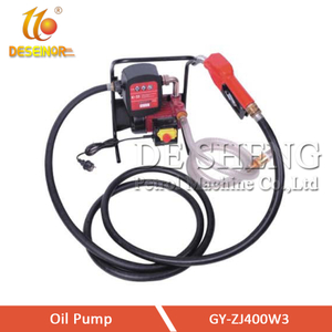 GY-ZJ400W3 Diesel Transfer Pump with Meter