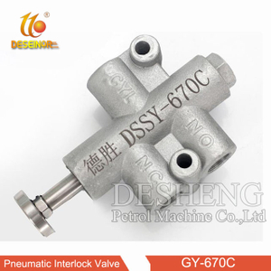 GY-670C Pneumatic Interlock Valve