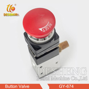 GY-674 Button Valve