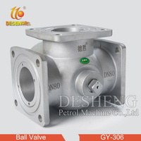 GY-306 Three way Ball Valve